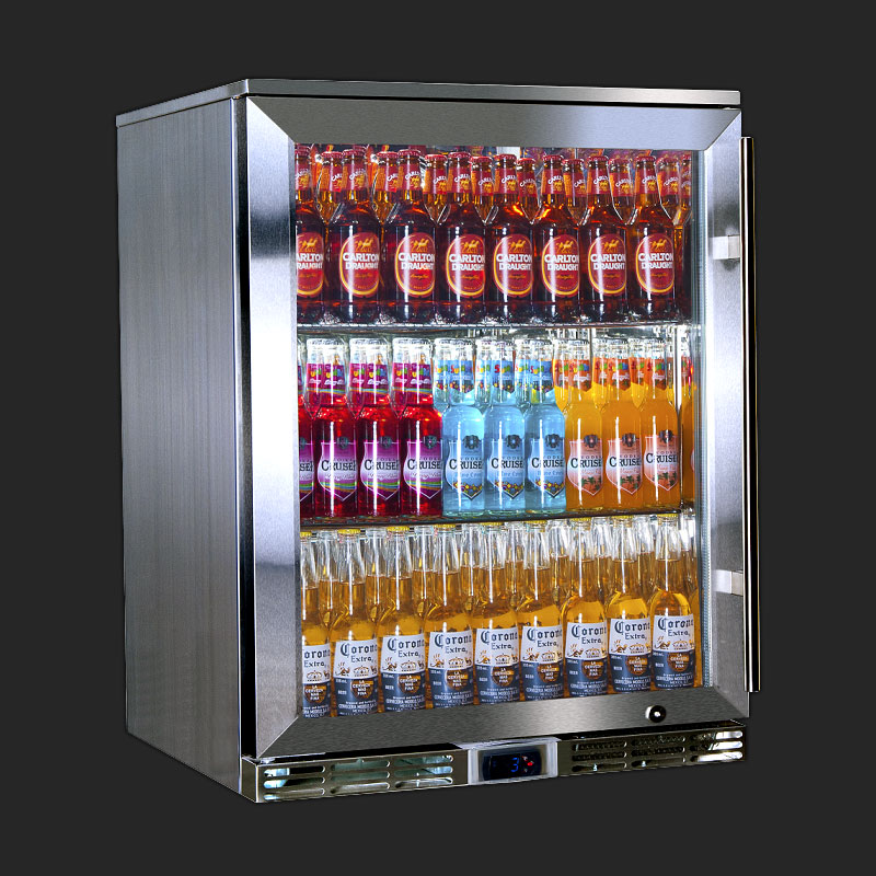 Outdoor fridges